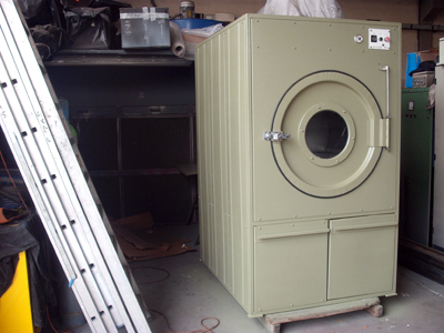 DE ROSA KG 50 STEAM DRYER